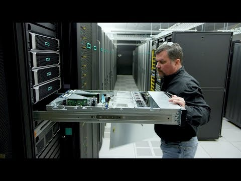 AHS log - how to collect it from a HPE Proliant server - YouTube