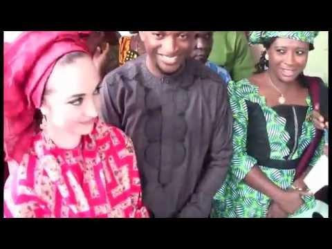 Traditional Nigerian Idoma Wedding - Peter and Miriam - YouTube