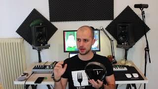 Sennheiser HD 650 & Using headphones for mixing