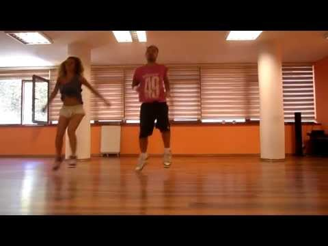 ZUMBA Hülya Yılmaz & Umut Gürsoy - Sean Paul Touch The Sky [ Zumba Choreography ]