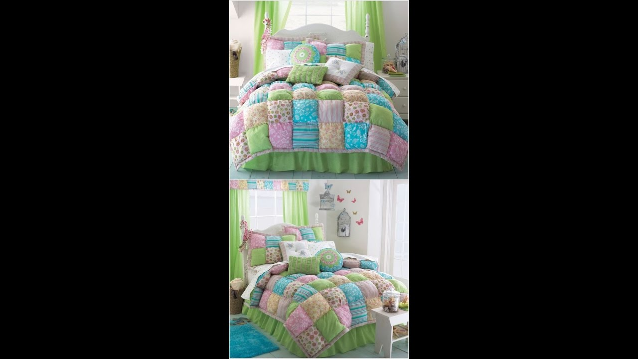 Puffy Comforter Quilt Tutorial Youtube