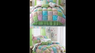 puffy comforter quilt tutorial