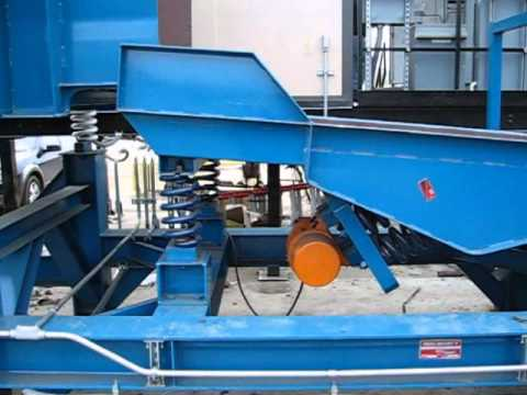 Vibratory Feeders For Recycling - General Kinematics