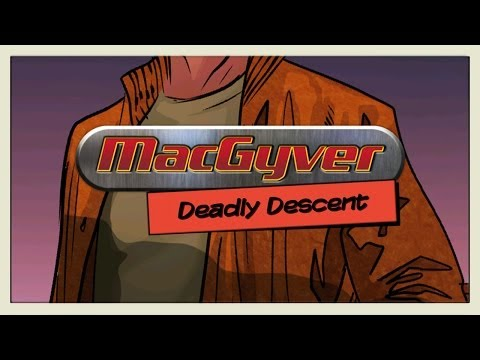 MacGyver Deadly Descent - iOS / Android - HD Gameplay Trailer