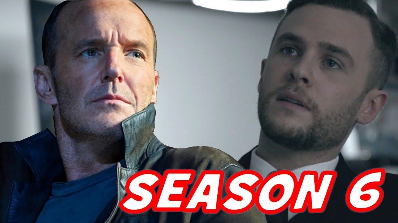 Download S.W.O.R.D., The Doctor & Kree!!! Agents of SHIELD Season 6 Cast Photo Breakdown & Easter Eggs!!!
