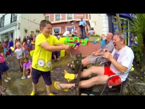 Ulverston Carnival Stocks 2014 - John McKeown, Lakes Creative Video