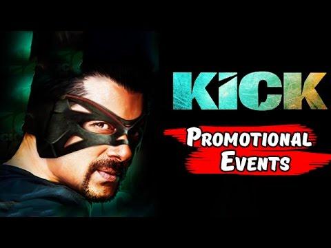 Kick Movie   Salman Khan, Jacqueline Fernandez, Nawazuddin Siddiqui   Uncut Promotional Events