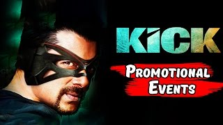 Kick Movie | Salman Khan, Jacqueline Fernandez, Nawazuddin Siddiqui | Uncut Promotional Events