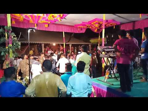 Rudana Group From Udhava Dadripada Santosh Bond. Marathi Song Dance Full Enjoy Anklas Umberpada G.j