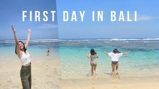 Download Video FIRST DAY IN BALI (Uluwatu, Seminyak & Jimbaran Beach) MP3 3GP MP4
