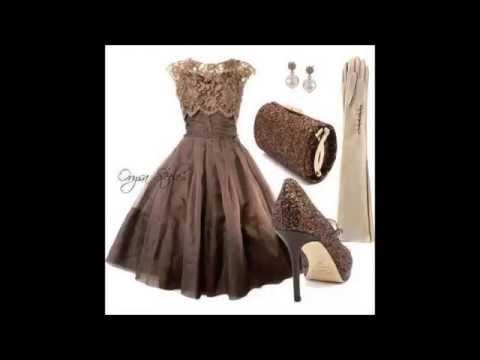 Красивые вечерние короткие платья фото