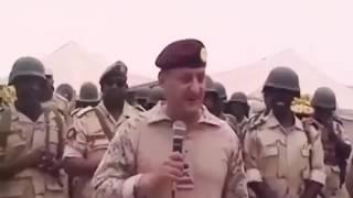 مصادر تكشف تفاصيل زيارة الأمير فهد بن تركي لمعسكرات قوات التحالف العربي- فيديو