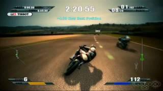 MotoGP 09/10 Hands-On Preview