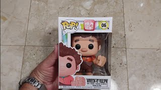 Funko POP! Wreck-It-Ralph From Ralph Breaks The Internet Review!