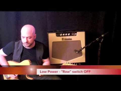 ValveTrain Trenton Amp Product Demo
