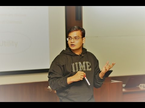 Dr. Pavan Soni on Creativity for Entrepreneurs at NSRCEL IIM Bangalore