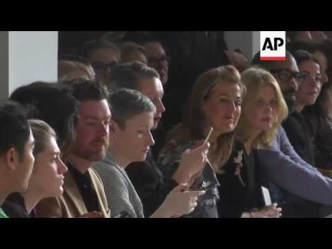German designer Dorothee Schumacher kicks off Fashion Week in Berlin