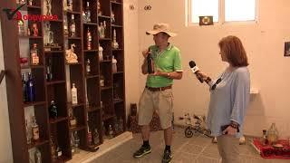 Музей на водката в Каварна събира над 700 бутилки от алкохолната напитка