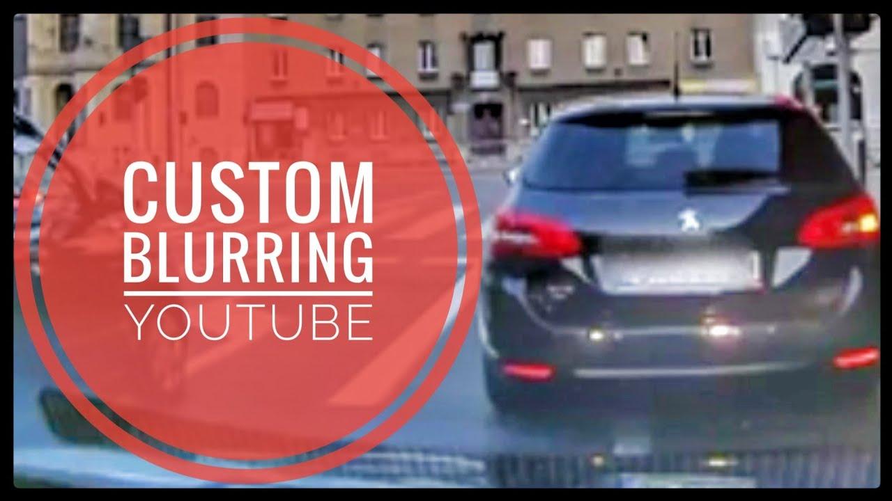 Jak zamazać tablice rejestracyjne na filmie YouTube? Rozmycie niestandardowe | ForumWiedzy