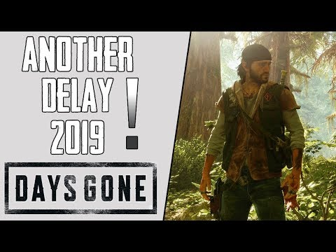 Days Gone DELAYED TILL 2019! GDC NEWS UPDATE LATEST ON BEND STUDIO + TWEETS ANALYSIS AND MORE!
