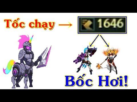 Hecarim 1600 Tốc Chạy (Lux+Jinx Bay Hơi) | Gánh Warwick | Trâu Best Udyr