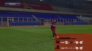 PES 2016 - Trick & Skills Tutorial (Playstation and Xbox) [HD]