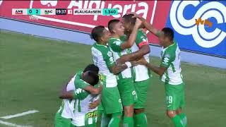 América 0-2 Nacional | Liga Aguila - Fecha 5