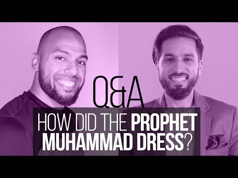 Muslim Fashion and Islamic Dress - Saad Tasleem Responds to YouTube Comment - Part 2
