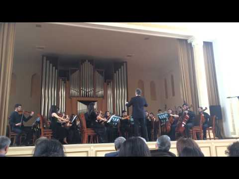 Concert by Students from Baku Music Academy and Bergen University Grieg Academy part 1