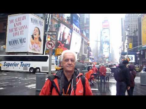 New York City - Broadway- Mamma Mia