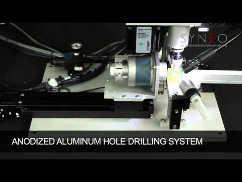 Accu-Drill SD300C Automated Hole Driller