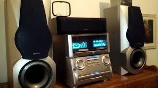 DIGITAL AUDIO SYSTEM AIWA XH-A1060