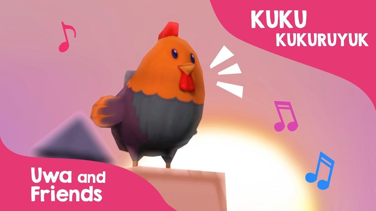 Download Kuku kukuruyuk - Lagu ayam jago - Lagu anak Indonesia 90an