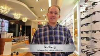 Jorge loves his independent frame designer Lindberg frames. They ar...