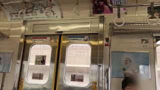 【残り少なくなった形式】205系5000番台千ケヨM6編成 京葉線西船橋→新習志野間に乗車
