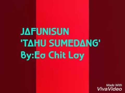 Lirik lagu JAFUNISUN-TAHU SUMEDANG