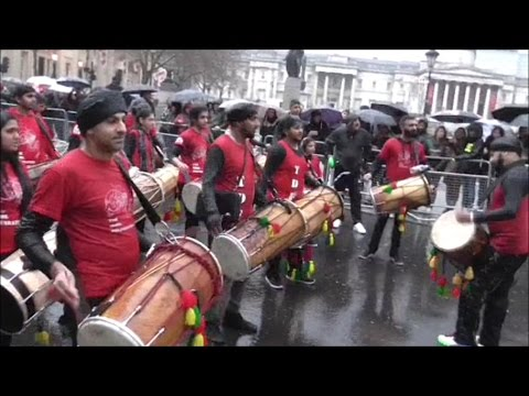 London's New Year's Day Parade 2017 {full}