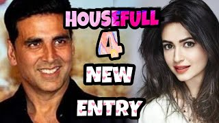 Akshay Kumar Upcoming Movie Housefull 4 New Actress and Release Date Final,Housefull 4 Starcast