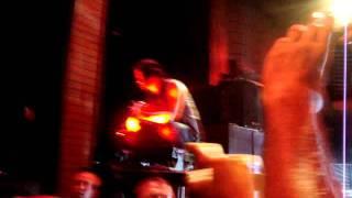 Disturbed The Game live Denver Mayhem Festival 2011