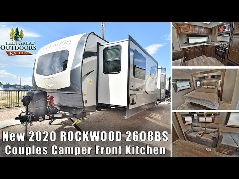 """/""""ROCKWOOD/"""" RV DECAL STICKER RV CAMPER 5TH WHEEL TRAILER Made Fresh Any Color"""