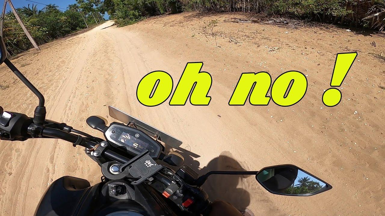 Download My Bike Accident  😣   kiranchee   Kilinooohchi   Sri lanka   #Sltamilvlog