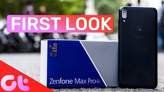 Zenfone Max Pro M1 Unboxing: Gaming and Camera Overview