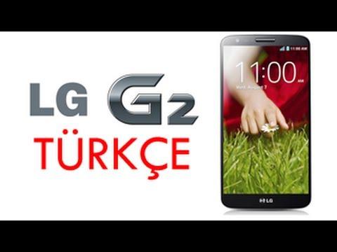 LG G2 İncelemesi TÜRKÇE