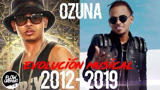 Ozuna - Evolucion Musical (2012-2019)