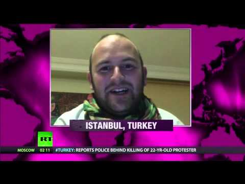 [176] Turkey Uncensored, Drone Collisions, Education Heroes, Jailed CIA Officer Speaks Out