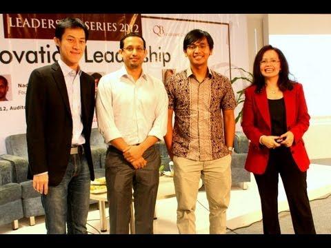 Andrew Darwis dkk: Innovation Leadership (Talk Show)