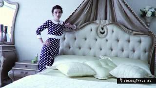 DolceStyle.TV - Спальня Dolce Rosa Italy(Классическая спальня от Dolce Rosa Italy - это идеальная спальня для тех, кто ценит вкус Италии в интерьере. Необыкн..., 2014-10-04T10:27:50.000Z)