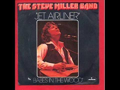 Steve Miller Band-Jet Airliner (album and single mix)