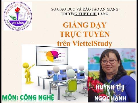 Công nghệ 10 – Bài 52. LỰA CHỌN CƠ HỘI KINH DOANH – GV: Huỳnh Thị Ngọc Hạnh