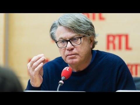 Gilbert Collard était l'invité de RTL le 5 avril 2017